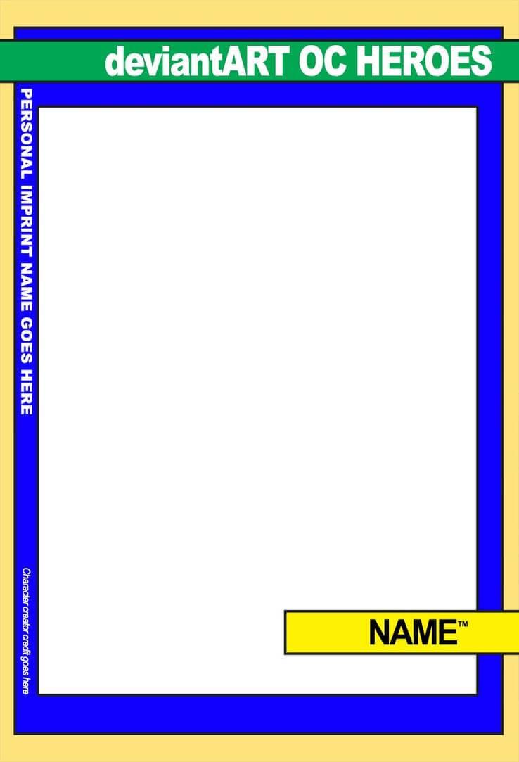 Trading Card Template Pdf Creator Free Baseball For Word Pertaining To Baseball Card Template Word