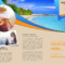 Travel Brochure Template Google Slides for Google Docs Travel Brochure Template