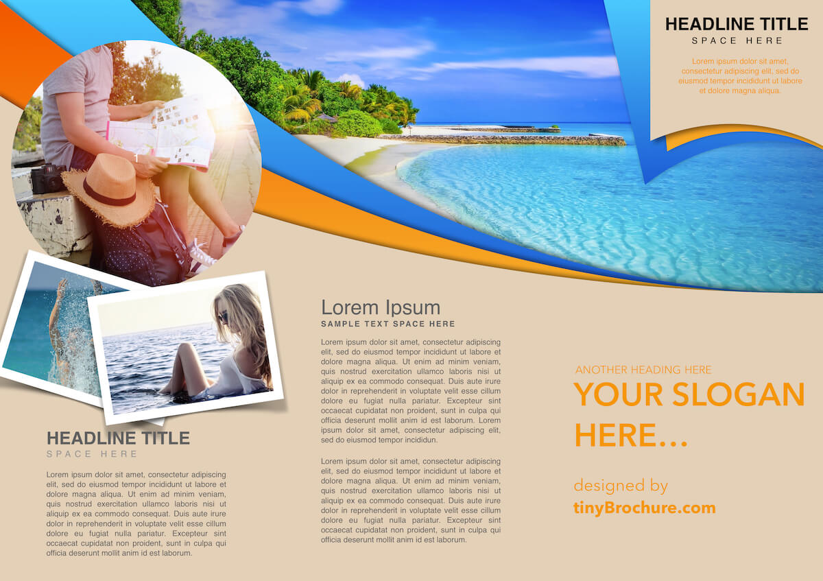 Travel Brochure Template Google Slides For Google Docs Travel Brochure Template