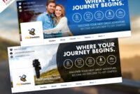 Travel Facebook Timeline Covers Free Psd Templates pertaining to Facebook Banner Template Psd