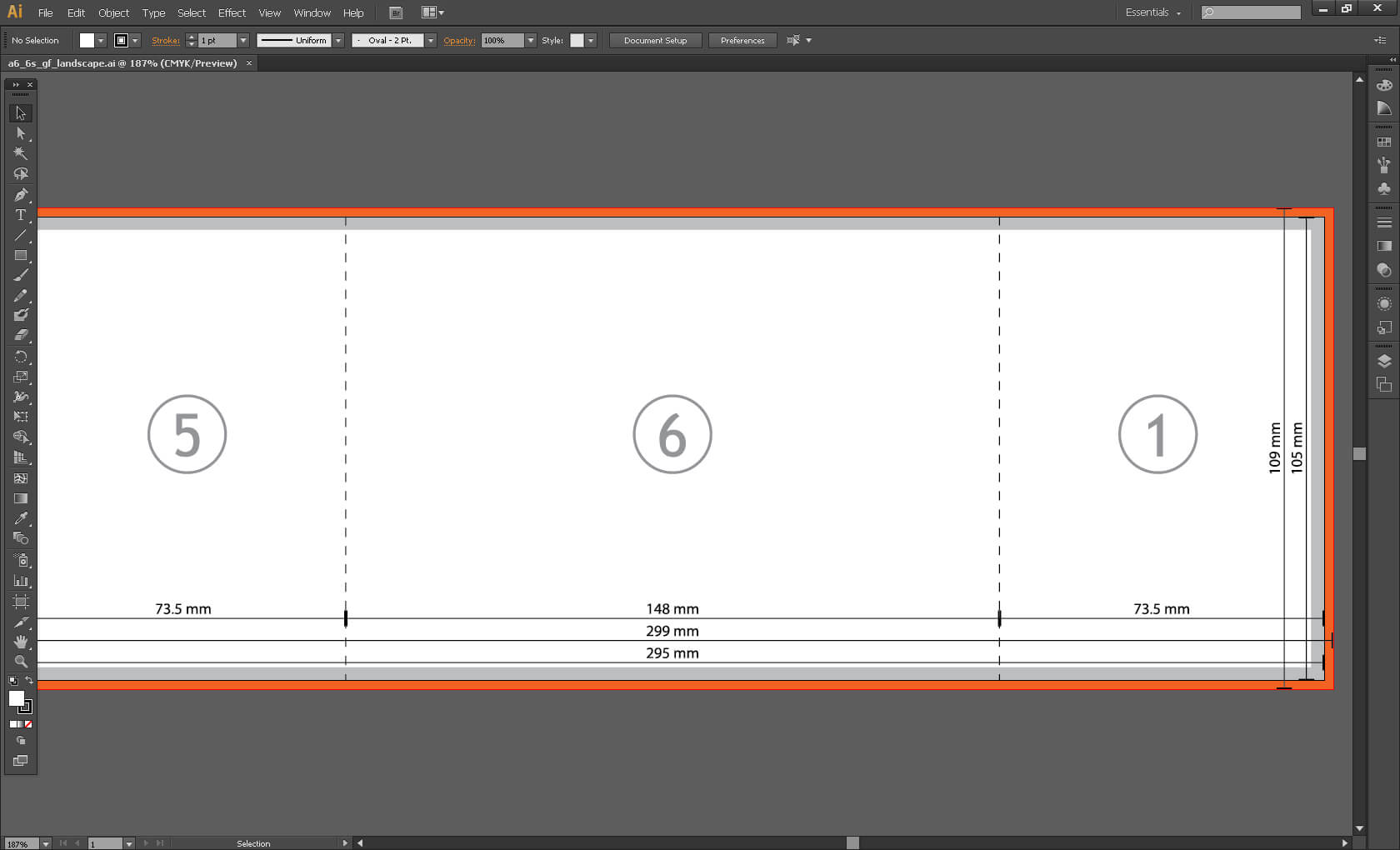 Tutorial: Sweet Gate Fold Brochure Template » Saxoprint Blog Uk For Gate Fold Brochure Template