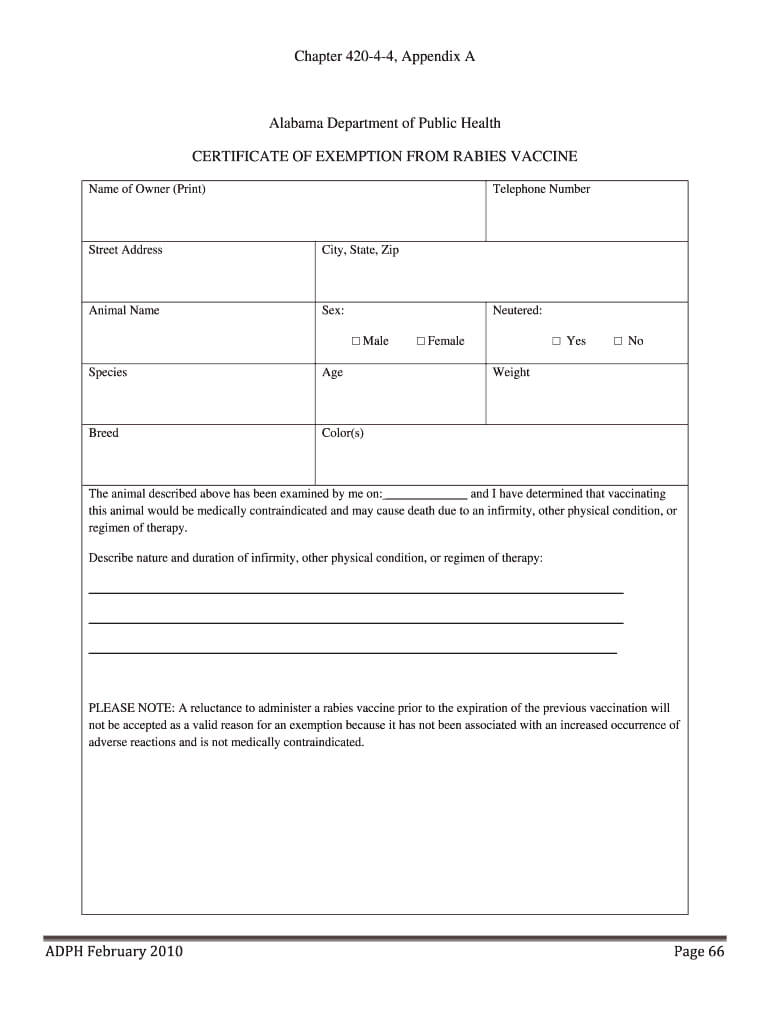 Vaccination Certificate Format - Fill Online, Printable With Dog Vaccination Certificate Template
