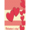 Valentine's Day Card Template – 5 Free Templates In Pdf Throughout Valentine Card Template Word