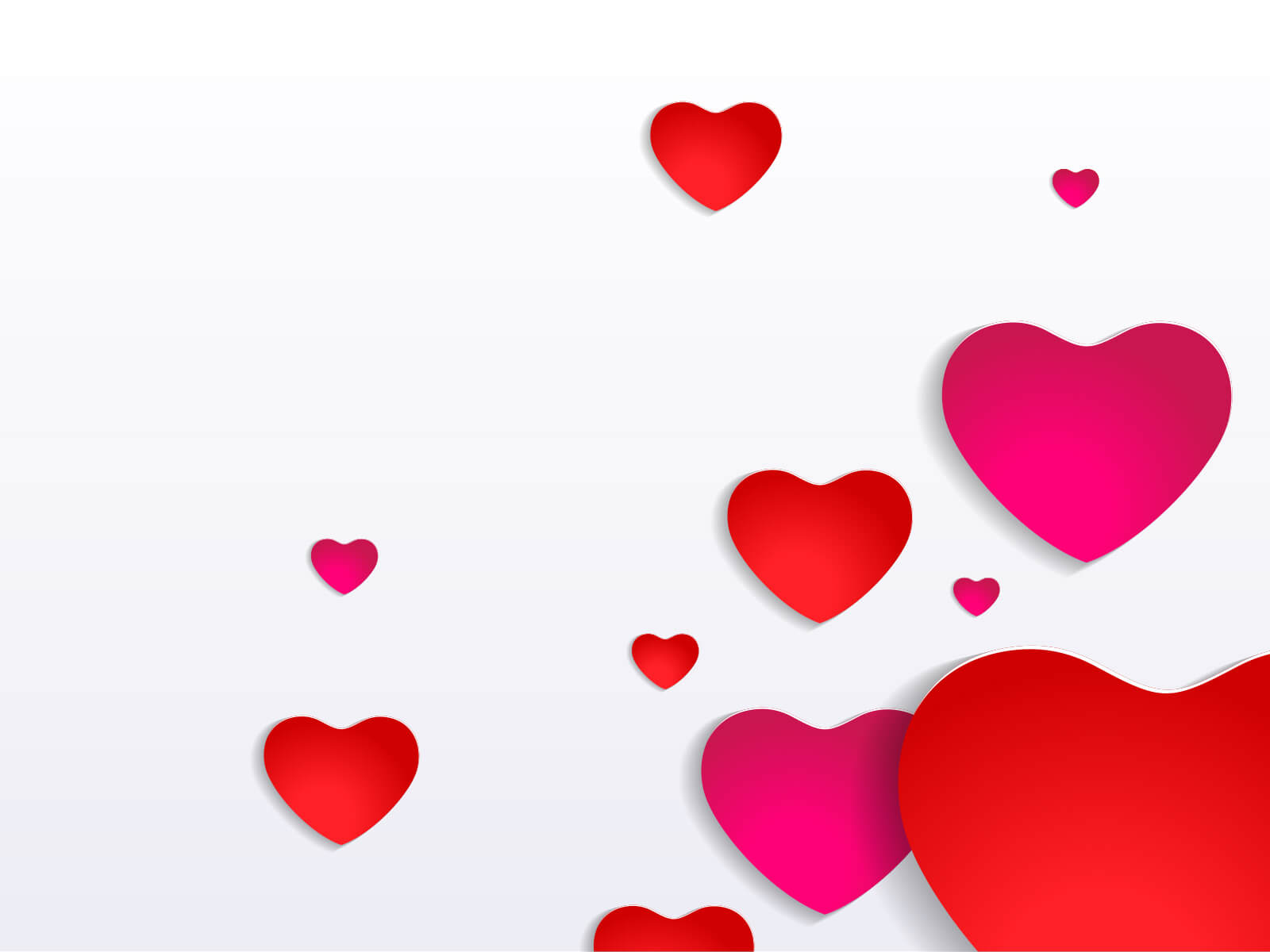Valentines Day Powerpoint Templates – Love, Red – Free Ppt Within Valentine Powerpoint Templates Free