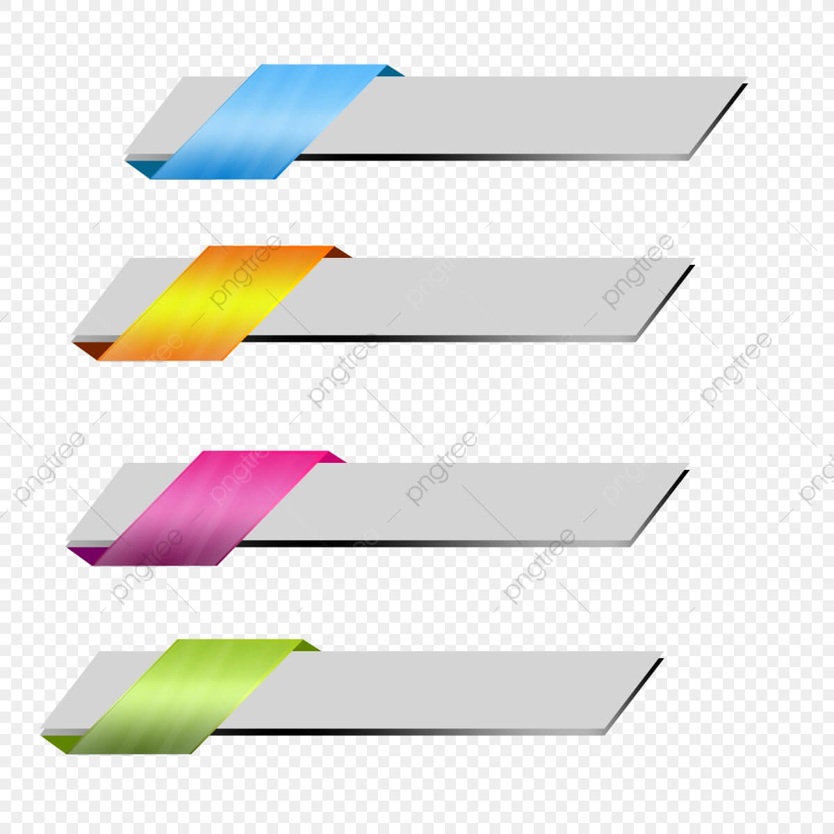 Vector Banner Design Ribbon Photoshop Png Free Download In Adobe Photoshop Banner Templates