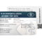 Wallet Card Pertaining To Medical Alert Wallet Card Template