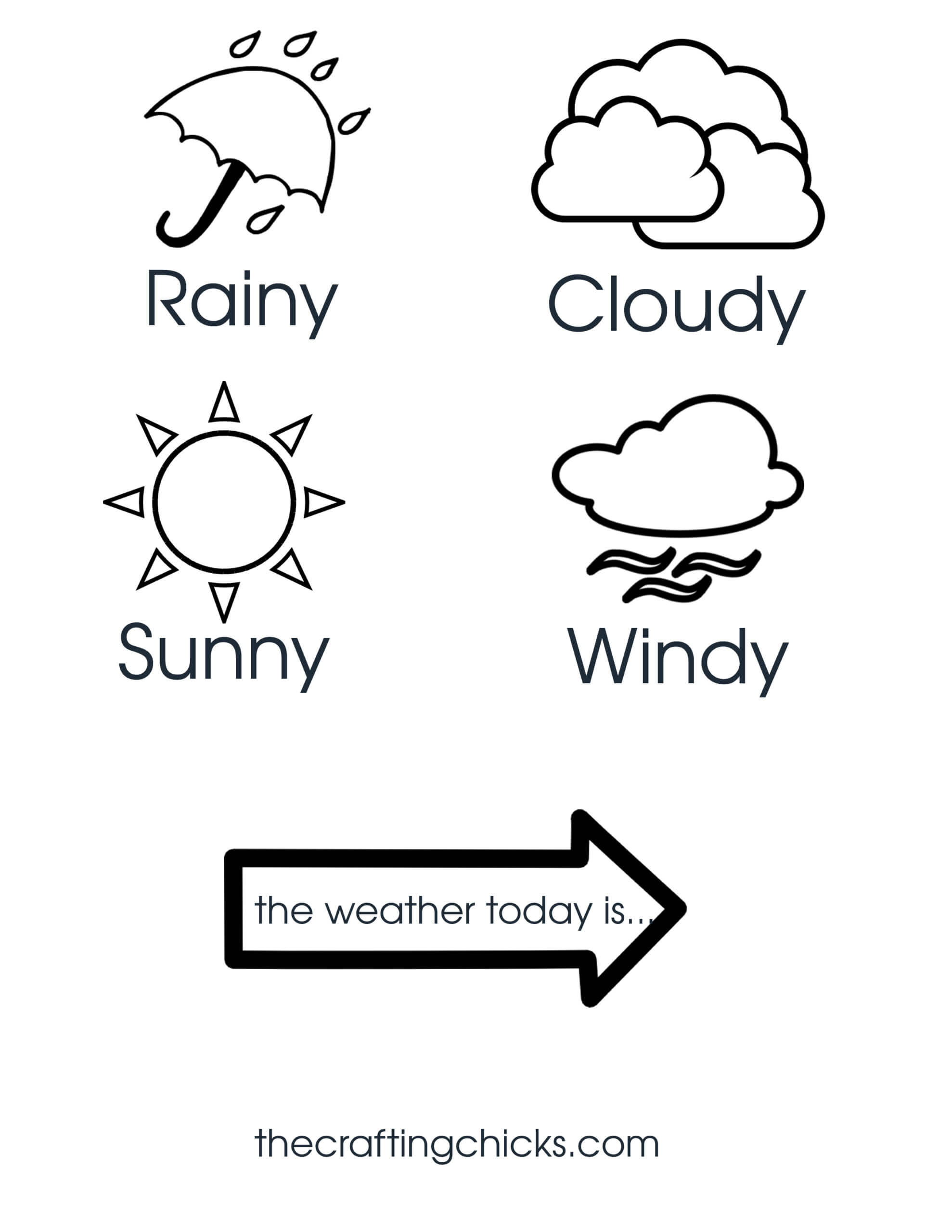 Weather Chart Template - Bobi.karikaturize Intended For Kids Weather Report Template