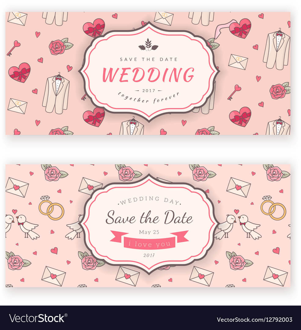 Wedding Banner Template Throughout Wedding Banner Design Templates